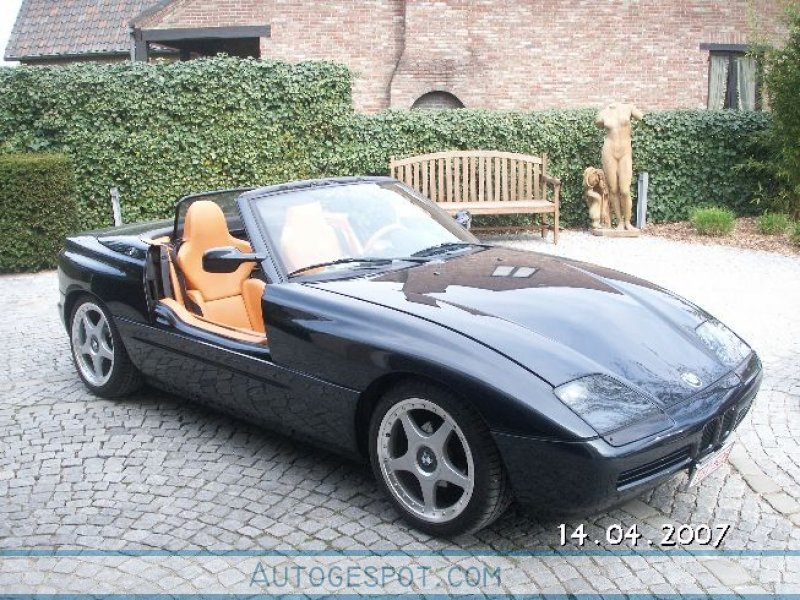 bmw z1 12 januari 2009 autogespot. Black Bedroom Furniture Sets. Home Design Ideas