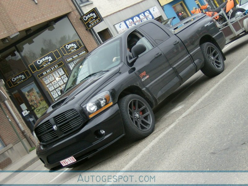 Worksheet. Dodge RAM SRT10 QuadCab Night Runner  14 March 2009  Autogespot
