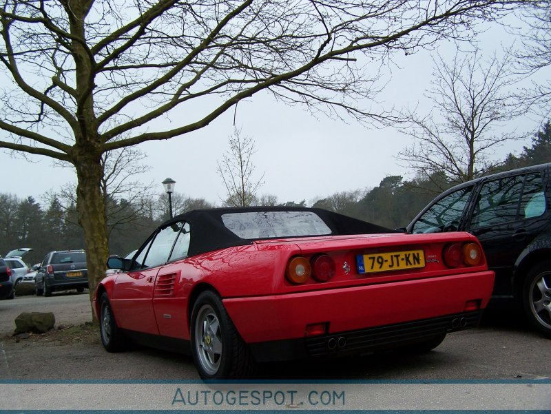 ferrari mondial t cabriolet 4 april 2009 autogespot. Black Bedroom Furniture Sets. Home Design Ideas