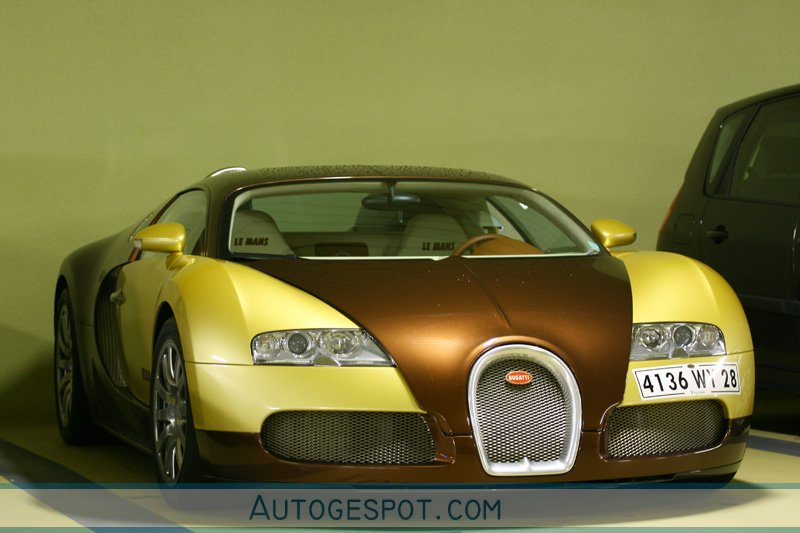 bugatti veyron 16 4 le mans 16 april 2009 autogespot. Black Bedroom Furniture Sets. Home Design Ideas