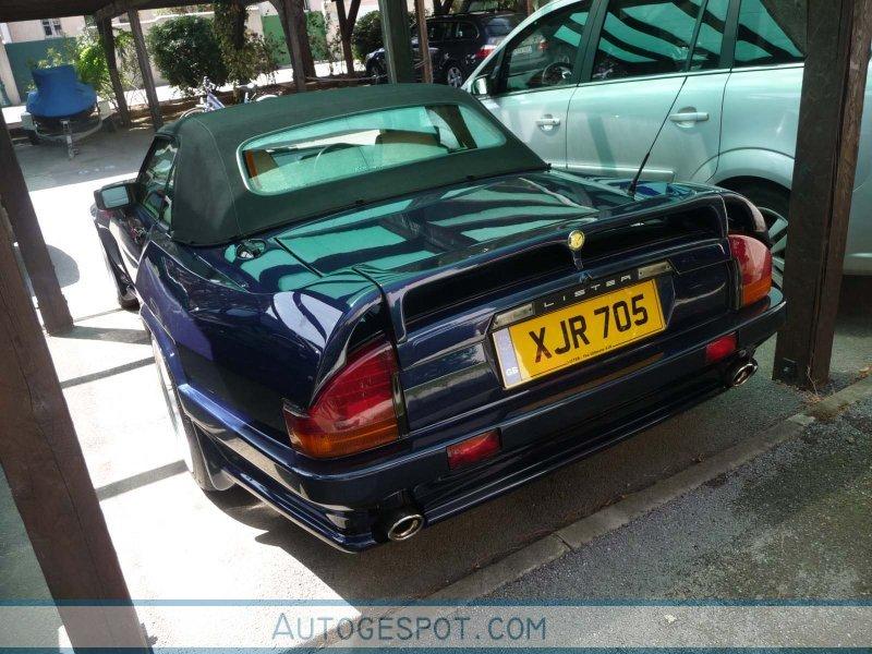 Lister XJS 7-litre Mark III Convertible 2