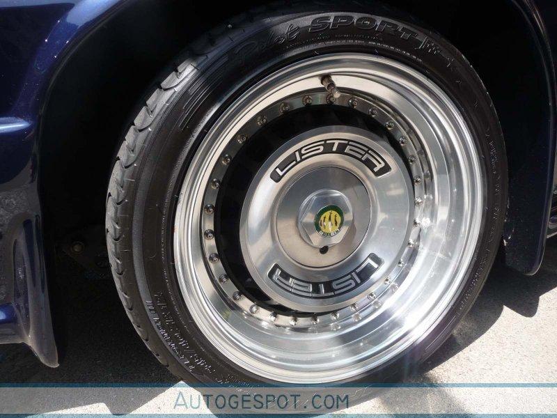 Lister XJS 7-litre Mark III Convertible 5