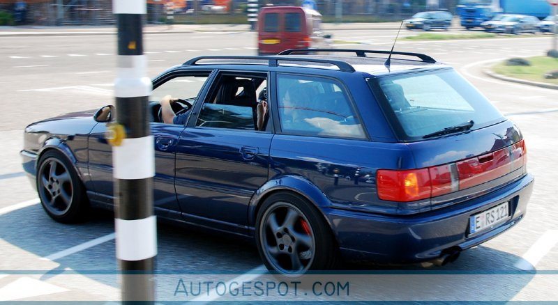 Audi Rs2 Avant 15 June 2009 Autogespot