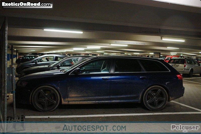 Audi RS6 Avant C6 - 17 June 2009 - Autogespot