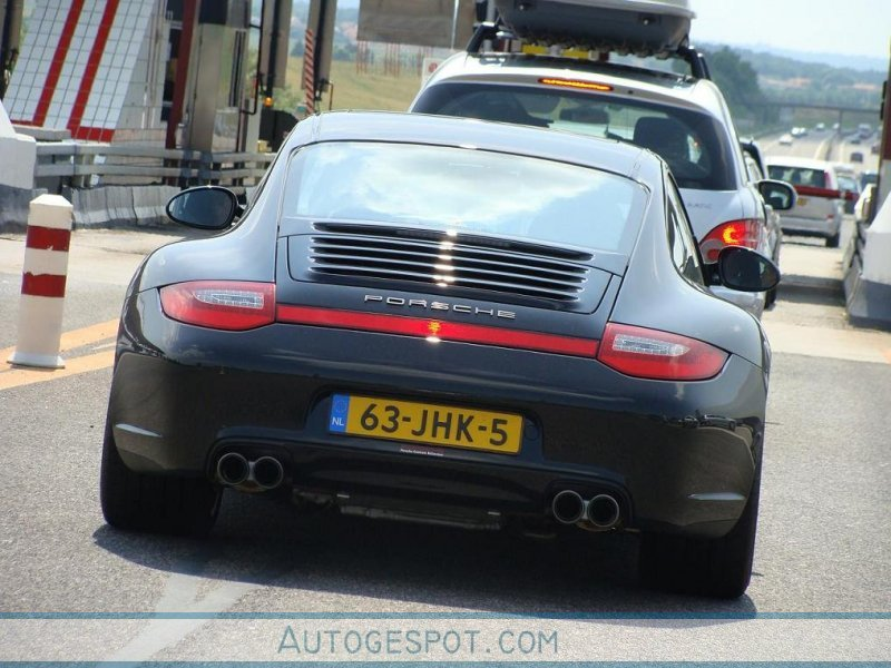 porsche 997 carrera 4s mkii pon edition 24 july 2009 autogespot. Black Bedroom Furniture Sets. Home Design Ideas