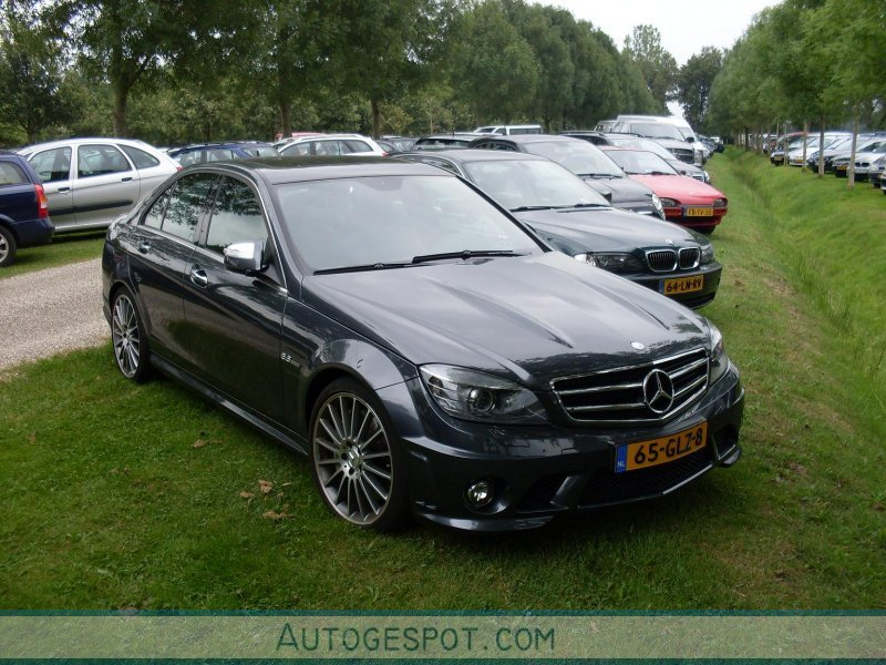 mercedes benz c 63 amg w204 9 ao t 2009 autogespot. Black Bedroom Furniture Sets. Home Design Ideas