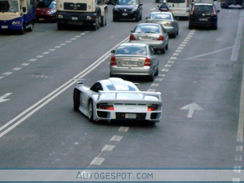 Porsche 996 GT1 2
