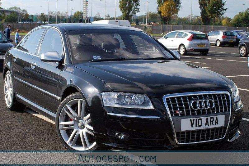 Audi S8 D3 - 11 October 2009 - Autogespot