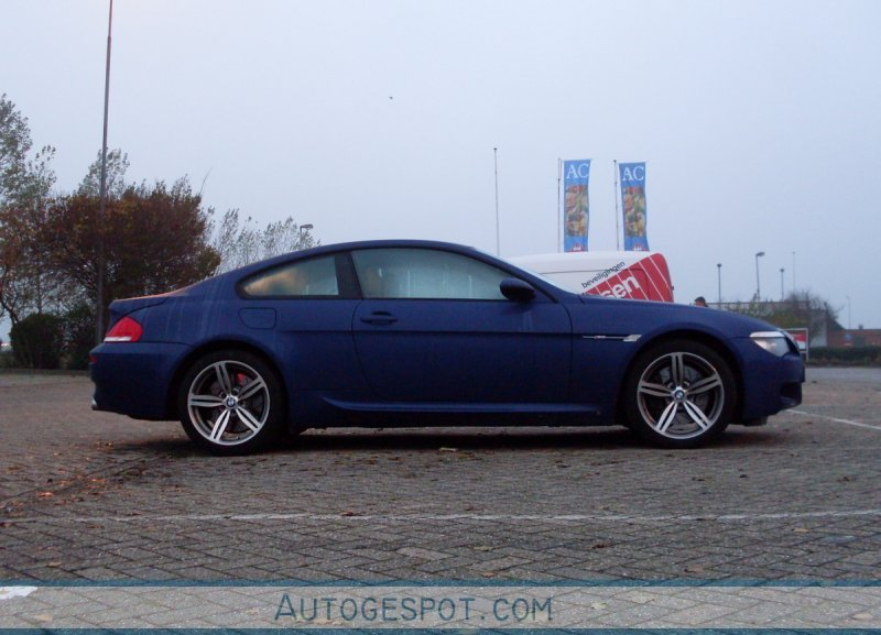 bmw m6 e63 - 3 0905 2009 - autogespot
