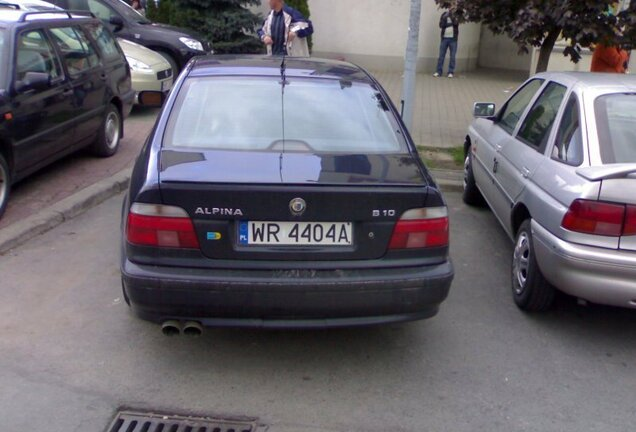 Alpina B10 3.2