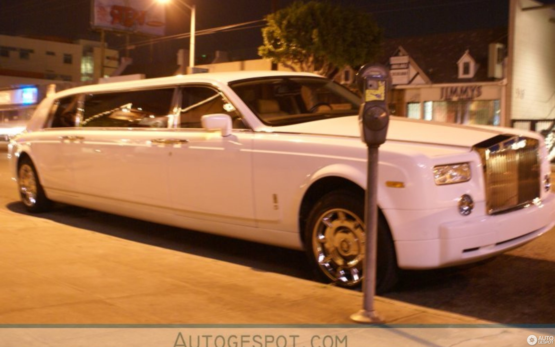 Rolls Royce Limo >> Rolls Royce Phantom Limousine 6 Febrero 2009 Autogespot