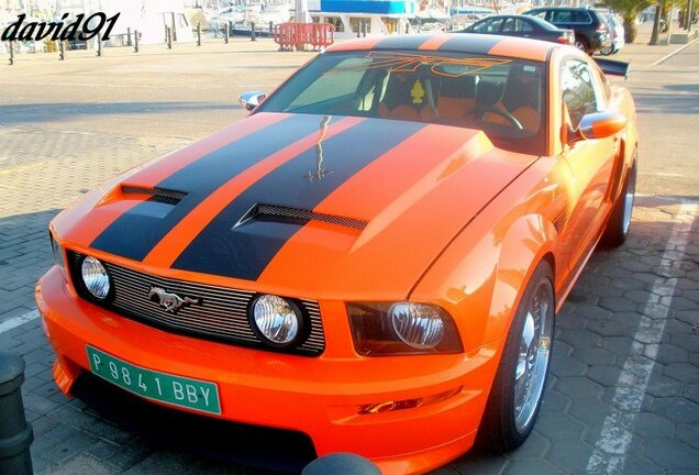 Ford Mustang GT Japan Tuning