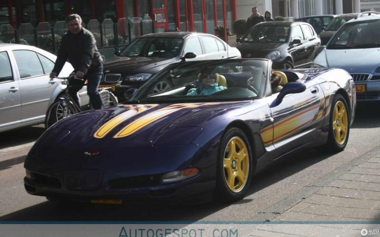Chevrolet Corvette C5 Indy Pace-Car