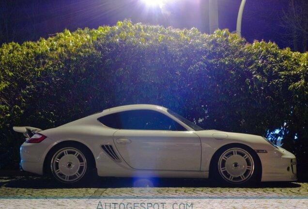 Porsche 9ff Cayman CT78