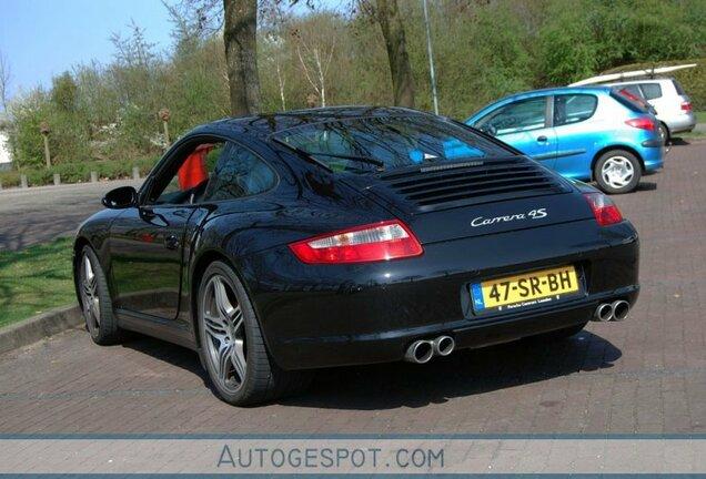 Porsche 997 Carrera 4S MkI