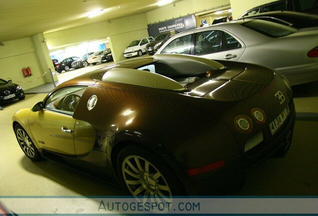 Bugatti Veyron 16.4 Le Mans