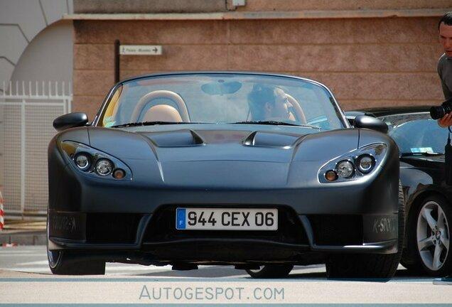 Porsche Boxster Veilside