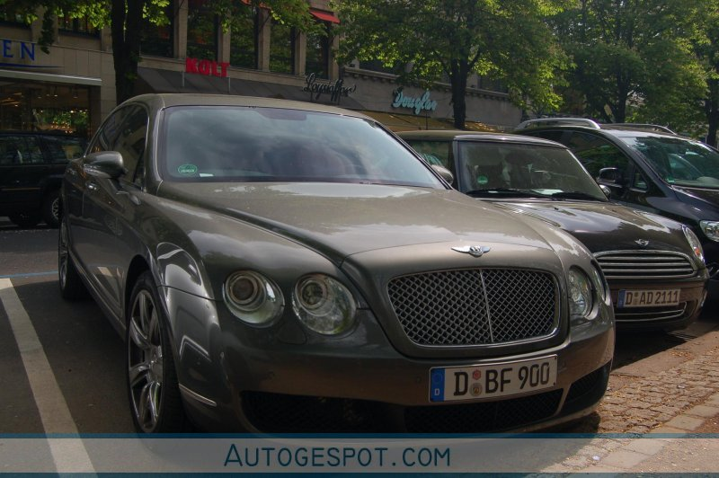 Bentley Continental Flying Spur 5