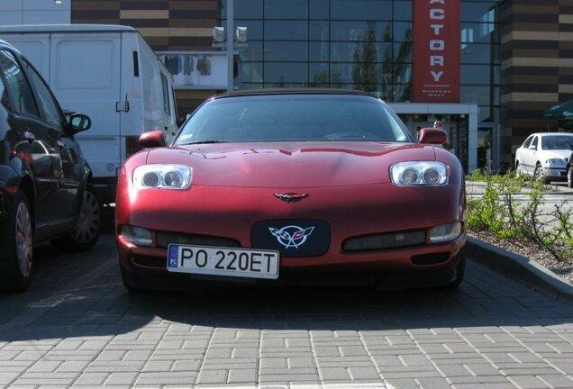 Chevrolet Corvette C5 Convertible