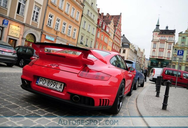Porsche 997 GT2