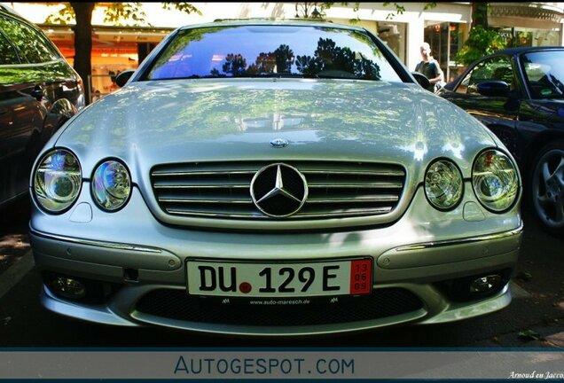 Mercedes-Benz CL 65 AMG C215