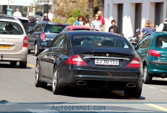Mercedes-Benz Kleemann CLS 55 AMG