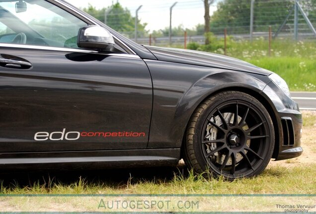 Mercedes-Benz C 63 AMG W204 Edo Competition