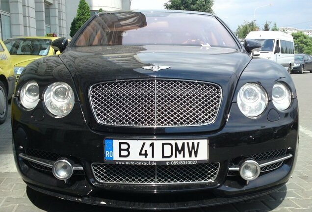 Bentley Mansory FS63