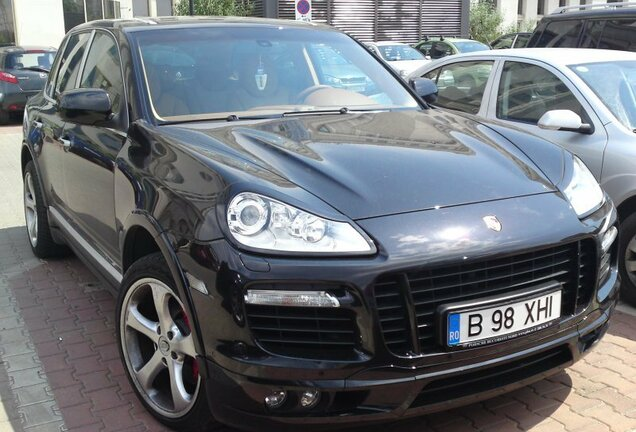 Porsche Cayenne Turbo Techart 2007