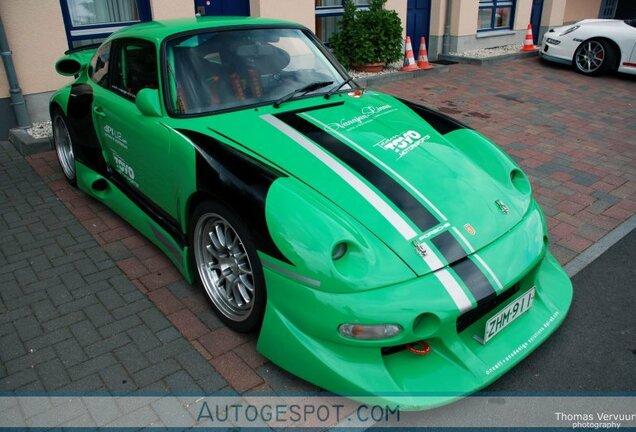 Porsche Strosek 935 RUF T