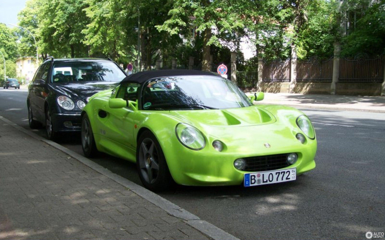 Lotus Elise Sport 160