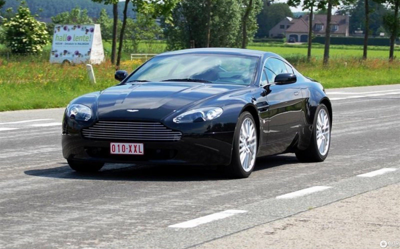 Aston Martin V8 Vantage - 8 Juni 8 - Autogespot | 2009 aston martin v8 vantage