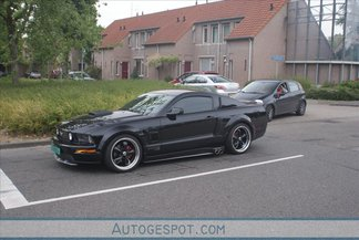 Ford Mustang GT Stinger Stage 2