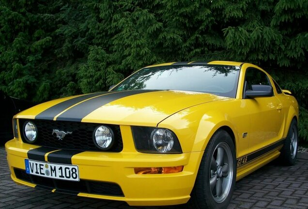 Ford Mustang GT 4.6 High Performance