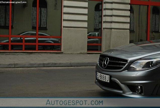Mercedes-Benz CL 63 AMG C216