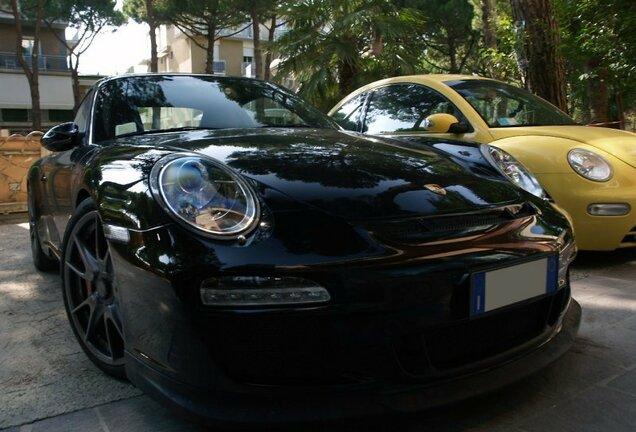 Porsche 997 GT3 MkII