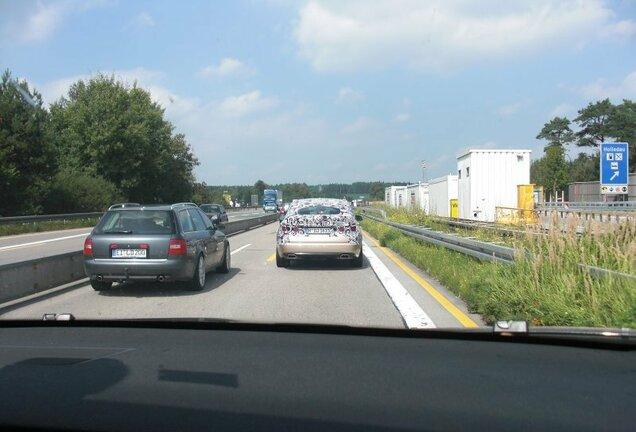 BMW 5 Series F07 GT