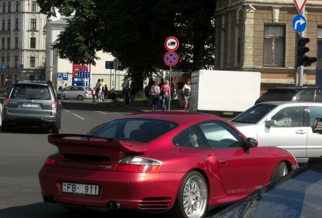 Gemballa 996 500RS