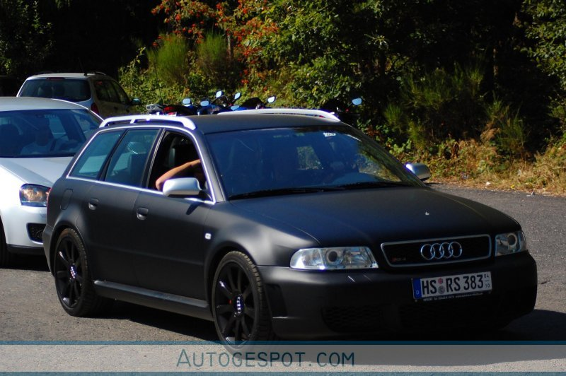 Audi Rs4 Avant B5 31 August 2009 Autogespot