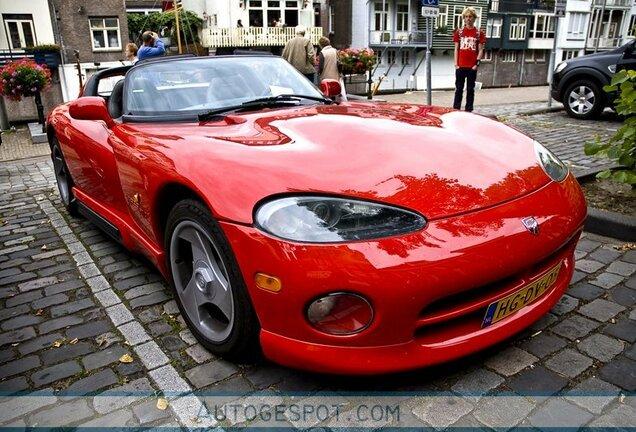 Chrysler Viper RT/10 1992