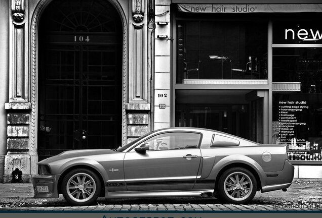 Ford Mustang Eleanor KS