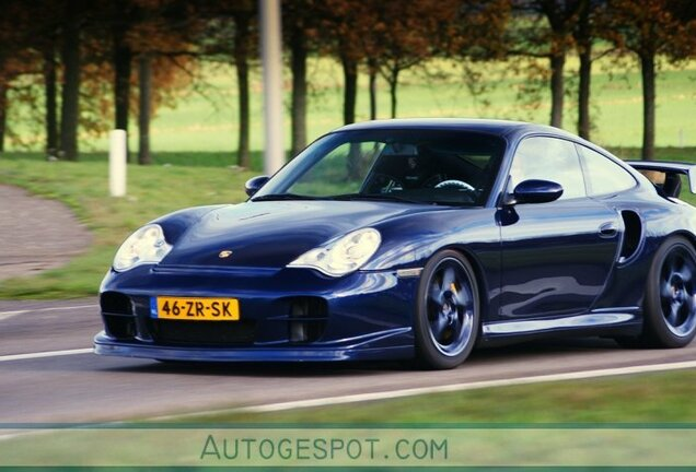 Porsche 996 GT2 Edo Competition