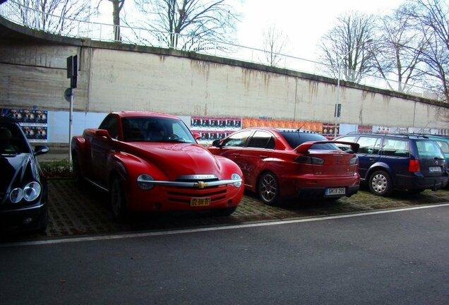 Mitsubishi Lancer Evolution X MR Ralliart